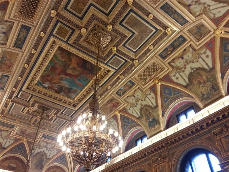 Book Cafe ceiling (Medium)