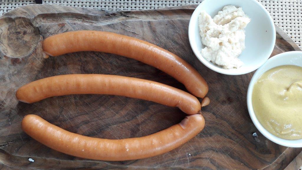 Frankfurter at Liberté Grand Café